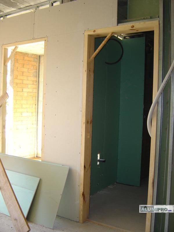 Construcci n del interior de un edificio mediante sistema - Pladur para paredes ...